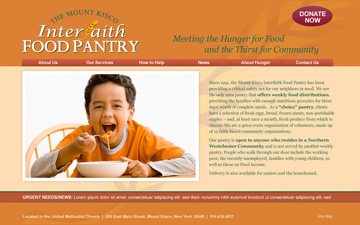 Mount Kisco Food Pantry